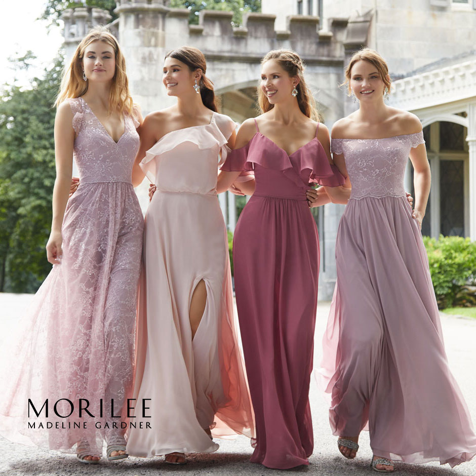 Morilee bridesmaids dresses at Wendy's Bridal Cincinnati