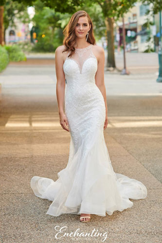 Enchanting Wedding Dresses