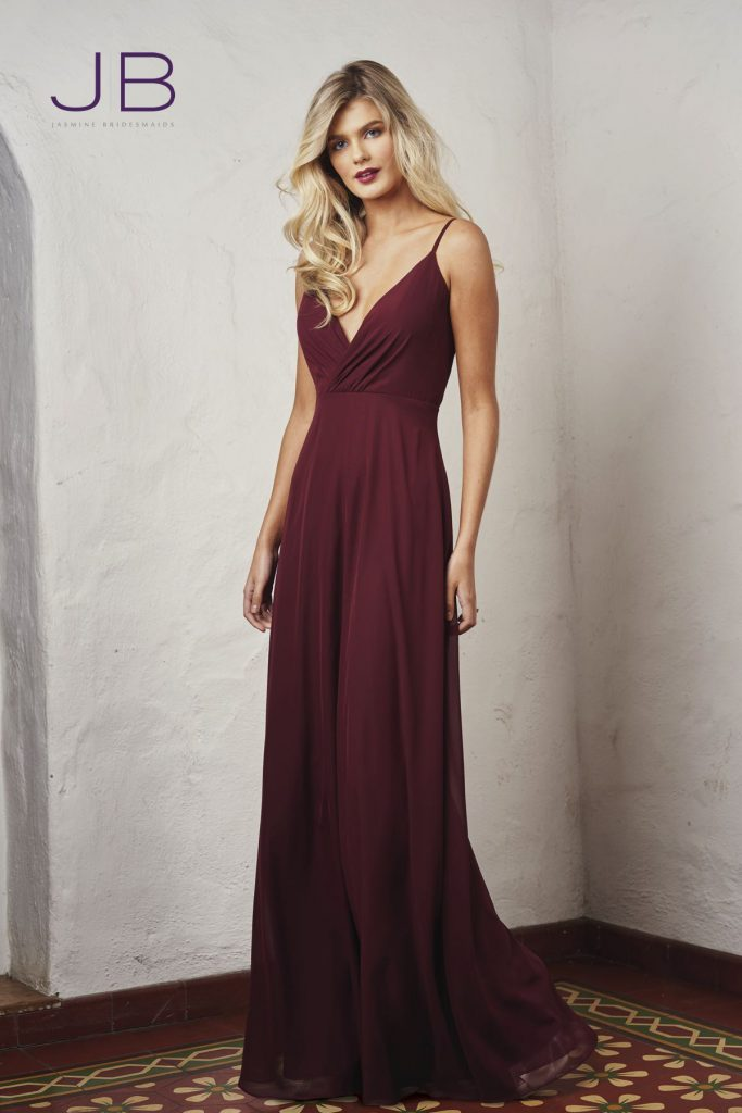 Classic bridesmaids dress by Jasmine Bridesmaids