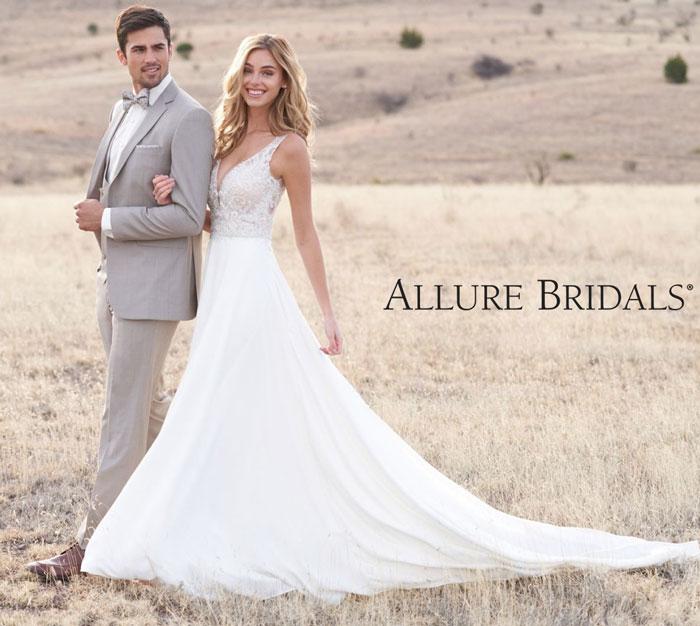 Sleeveless A-line-Wedding Dress