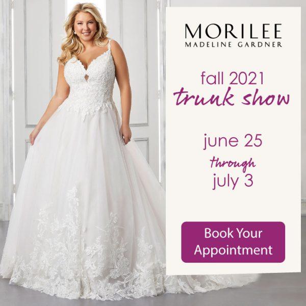 Morilee bridal gowns at Wendy's Bridal Cincinnati