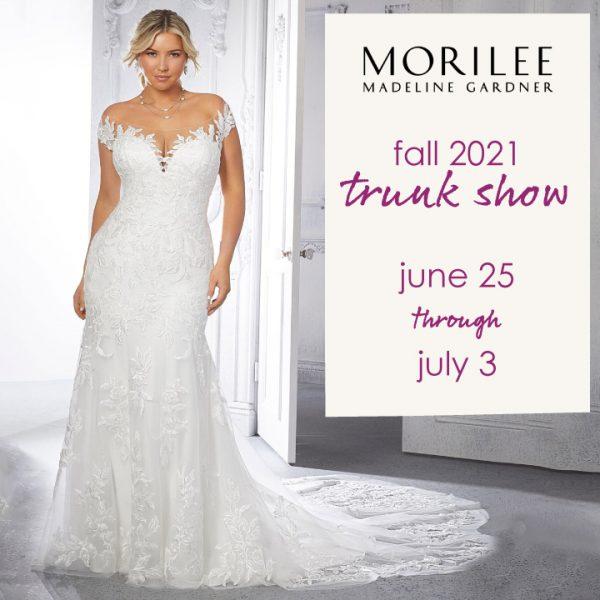Morilee Trunk Show At Wendy's Bridal Cincinnati June 25 - July 3