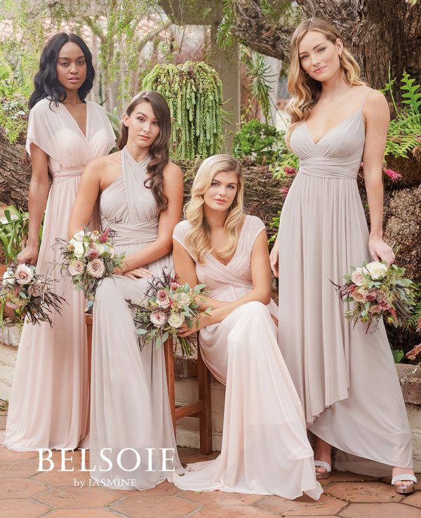 Beloise Bridesmaids Dresses