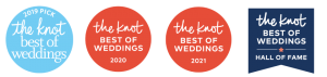The Knot Best Of Weddings and Hall of Fame