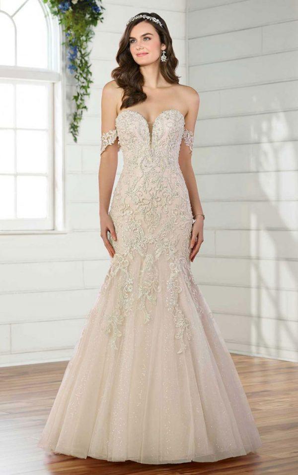 wedding-dress-off-shoulder-fit-flare-D2518