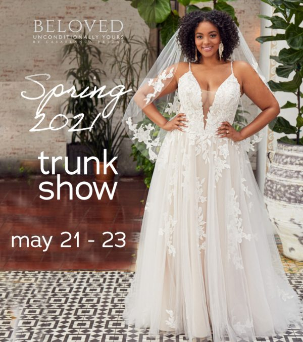 Beloved Trunk Show May 21-23